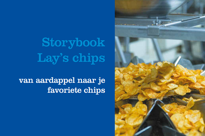 Storybook Lay's chips